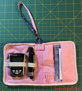 BGL meter case III A