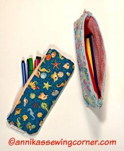 Pencil case x 2 B